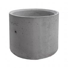 Кольцо бетонное КС 10-9 (Кольцо стеновое 1м)