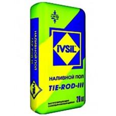 Пол наливной TIE-ROD (2-100мм) 20кг IVSIL