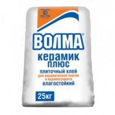 Клей для плитки Волма-Керамик плюс, 25кг