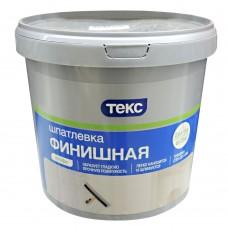 """Шпатлевка ТЕКС для вн.работ латексная """"Профи"""" 6кг"""