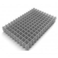 Сетка дорожная 100х100х4 мм (1x3) м